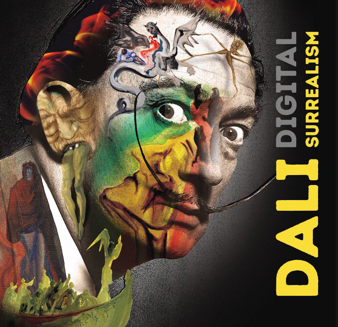 Dali. Digital. Surrealism